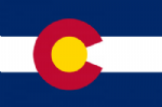 Colorado State Large Flag - 5' x 3'.